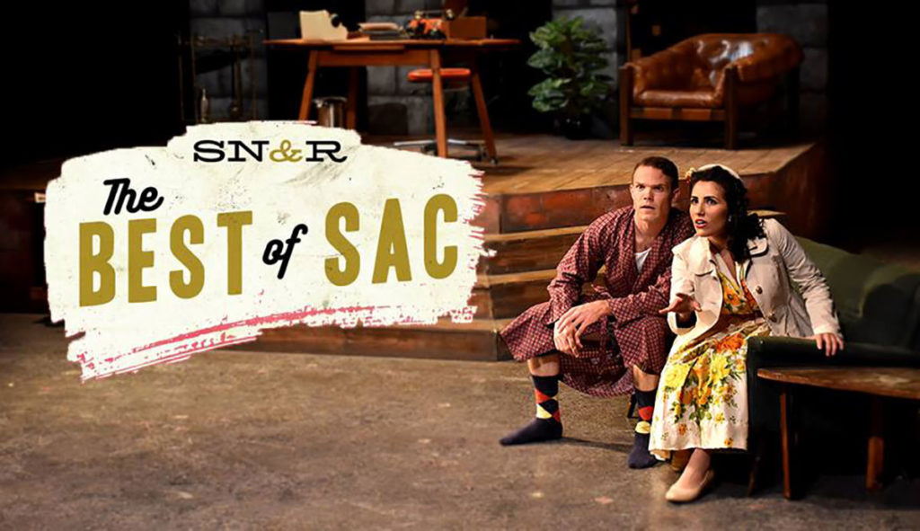 Davis Shakespeare Festival Best of Sac